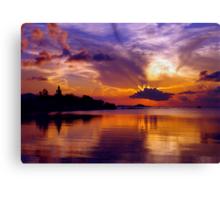 Koh Samui Sunset Canvas Print