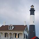 The Tybee Island Lighthouse by Arthur &quot;Butch&quot; Petty