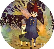 Over the garden wall by carbatine