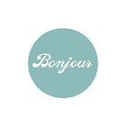 Bonjour, french by AnnaGo