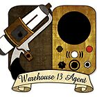 Warehouse 13 Agent by studioofmm