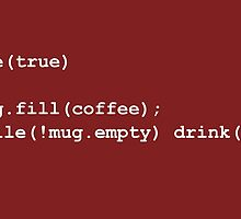 Code for Mug Use - Coffee by AdTheBad