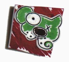 Dog Pin by Samitha Hess