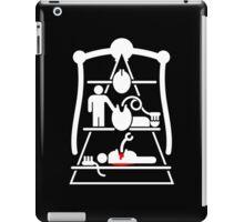 Alien Xenomorph Life Cycle Pyramid iPad Case/Skin