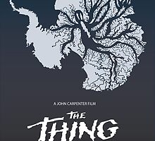 The THING Povie Moster by JusChadC