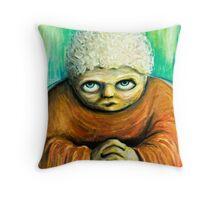 Meet nanna hawkies Throw Pillow