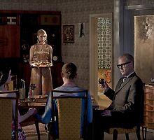 Dinner Time by Bronek Kozka