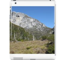 Frenchmans Cap with North Col on approach to Lake Tahune iPad Case/Skin