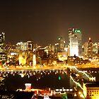 city at night by rfk0223