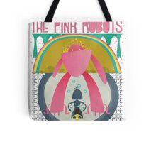 The Flaming Lips (Yoshimi battles the pink robots) Tote Bag