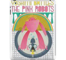 The Flaming Lips (Yoshimi battles the pink robots) iPad Case/Skin