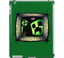 hello-creepers iPad Case/Skin