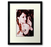 Reflections - The Second Framed Print
