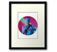 NINJA -- DIE ANTWOORD Framed Print