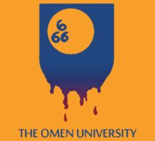 The Omen University by Malcolm Kirk