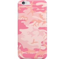 PINK CAMO! iPhone Case/Skin