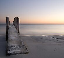 quindalup boat ramp by Ian Robertson