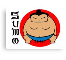 Sumo! Canvas Print
