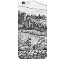 Italy-The view from the Citadel of Assisi iPhone Case/Skin