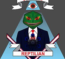Consume Reptilian by tinaodarby