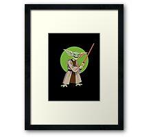 Gremlin Master Framed Print