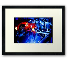 Its Only Rock Framed Print