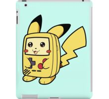 Game Boy Pikachu iPad Case/Skin