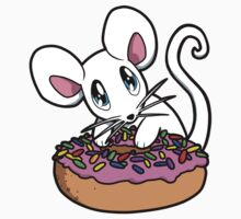 Mouse with a Donut Kids Clothes