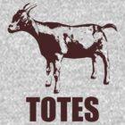 Totes Ma Goats by printproxy