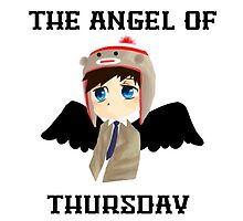 Amgel of thursday by Stannie
