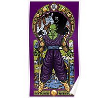 Namekian Warrior Poster
