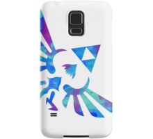 Skyward Sword Paint Blue Samsung Galaxy Case/Skin