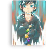 KH: Forget Me Not Canvas Print