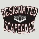 Designated ScapeGOAT by David Bankston