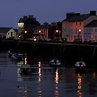 Aberaeron by sally williams