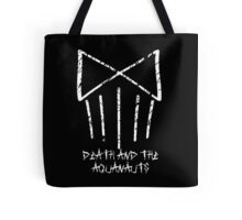 Death and the Aquanauts Tote Bag