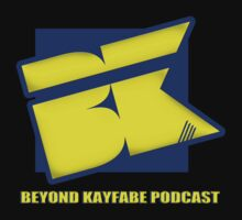Beyond Kayfabe Logo - Retro 90's by David Bankston