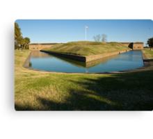 Fort Pulaski Canvas Print