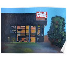 Hull, Hull Truck Theatre Poster