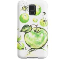Apple with Soapy Bubbles Samsung Galaxy Case/Skin