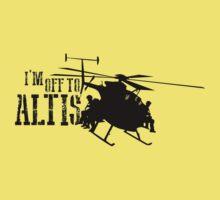 Arma 3 - I'm off to Altis Kids Clothes
