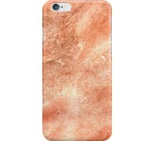 Red Colored Paper iPhone Case/Skin