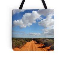 red road Tote Bag