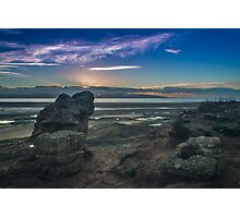 West Kirby Sunset Photographic Print