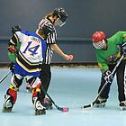 Matt by Lilydale Rats Inline Hockey Club