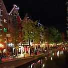 Amsterdam by night... by Adri  Padmos