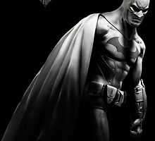 Batman Arkham City by Enovv