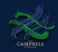 Campbell Tartan Twist by eyemac24