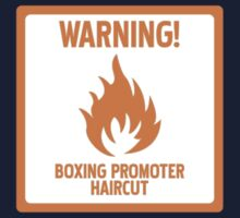 Boxing Promoter by Jason Moses