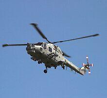 Westland Lynx by SWEEPER